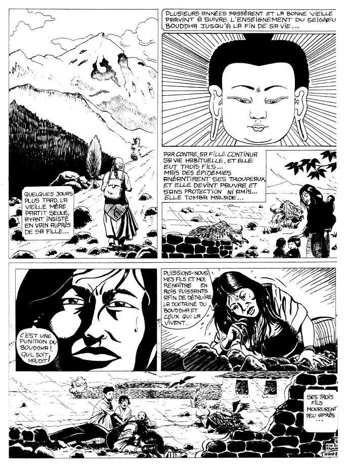 Une BD...de mes cartons et Guesar de Ling - Page 2 Guesar11