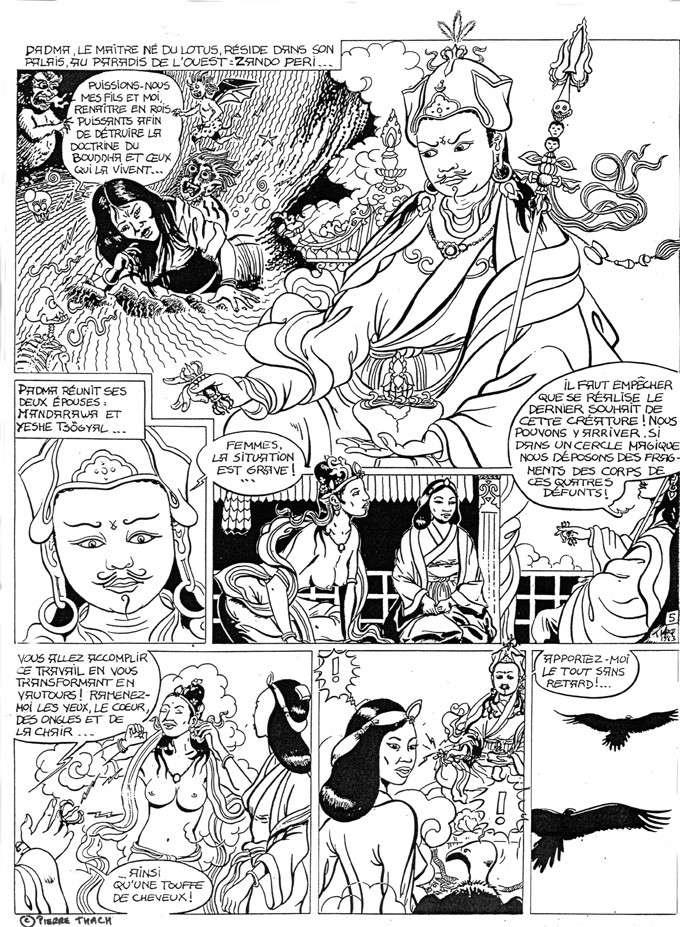 Une BD...de mes cartons et Guesar de Ling - Page 2 Guesar12