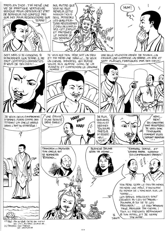 Une BD...de mes cartons et Guesar de Ling - Page 3 Guesar17