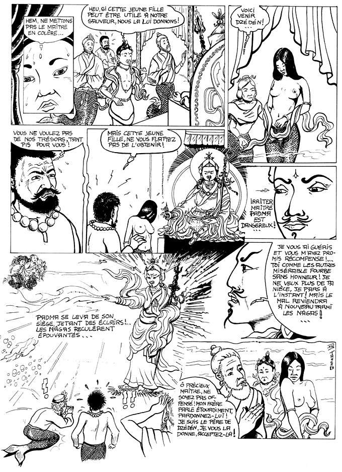 Une BD...de mes cartons et Guesar de Ling - Page 3 Guesar20