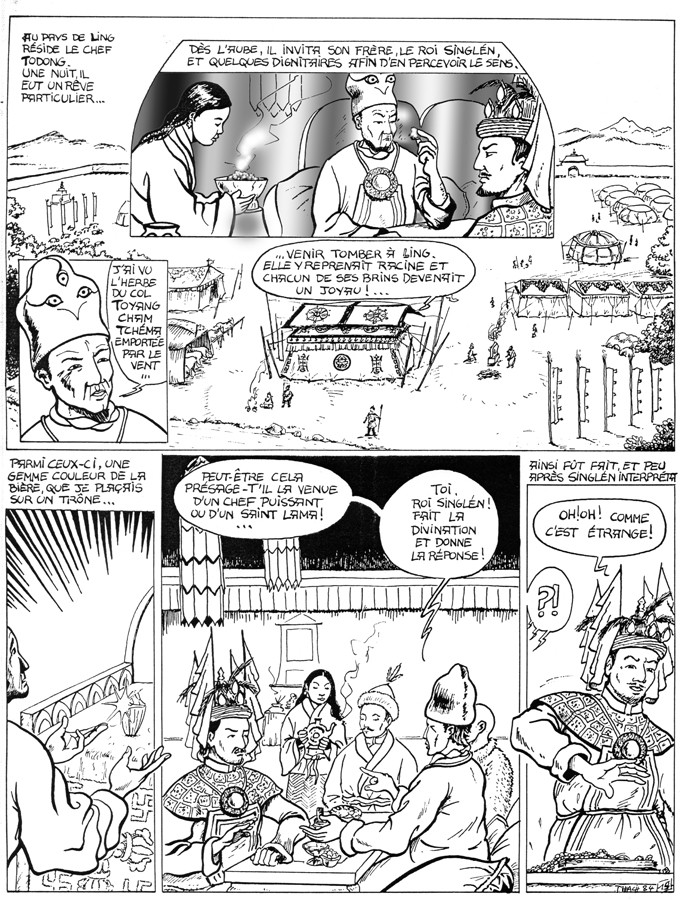 Une BD...de mes cartons et Guesar de Ling - Page 4 Guesar23