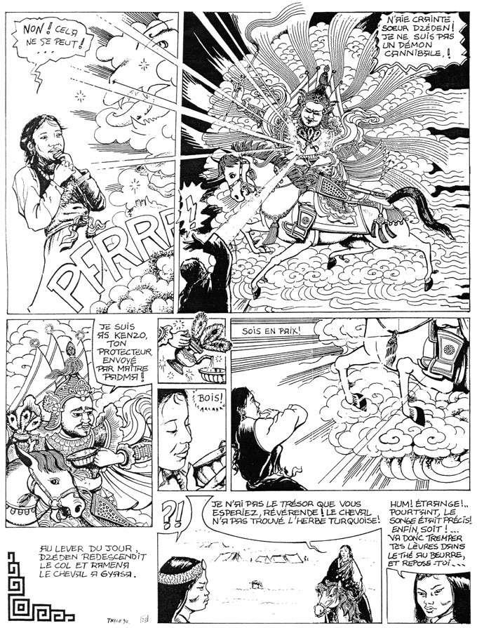 Une BD...de mes cartons et Guesar de Ling - Page 4 Guesar28