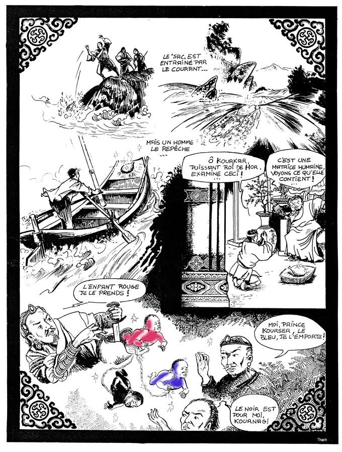 Une BD...de mes cartons et Guesar de Ling - Page 5 Guesar33