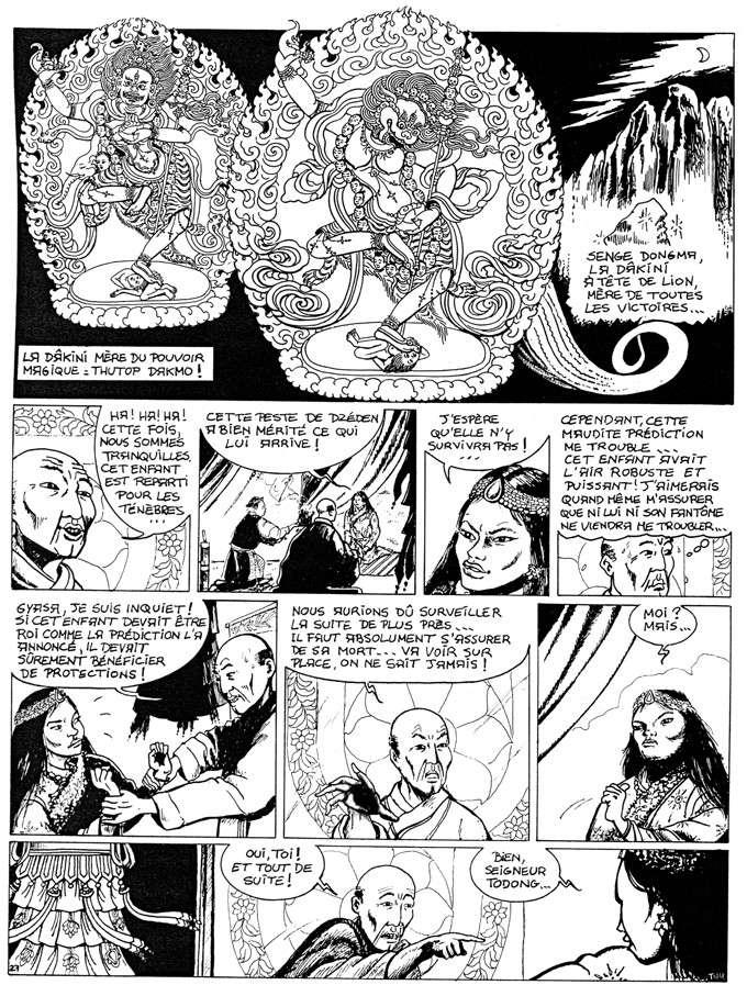 Une BD...de mes cartons et Guesar de Ling - Page 5 Guesar37