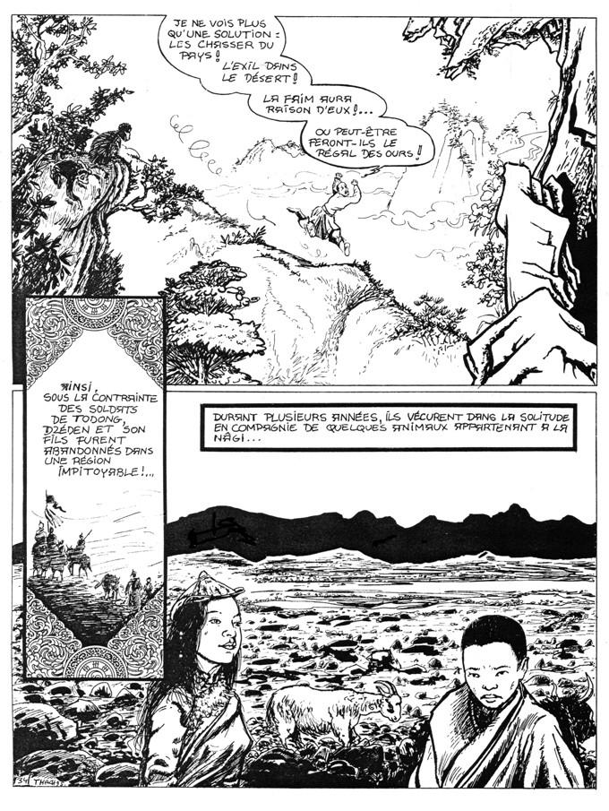 Une BD...de mes cartons et Guesar de Ling - Page 6 Guesar44