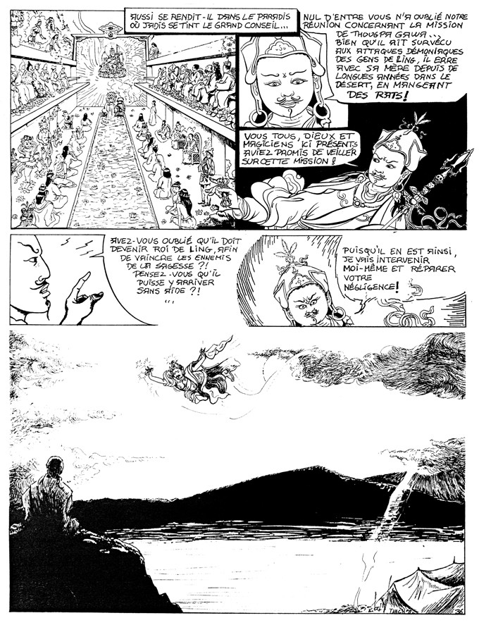 Une BD...de mes cartons et Guesar de Ling - Page 6 Guesar46