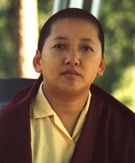 Jetsun Khandro Rinpoché à Nyima Dzong Khndri10