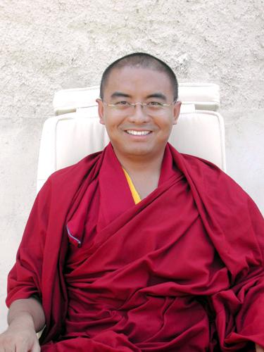 Jigmé Lingpa et Kangyour Rinpoché Mingyu11