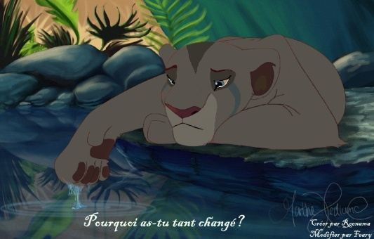 Leia, Jeune Chasseuse Hyène... Ajili10