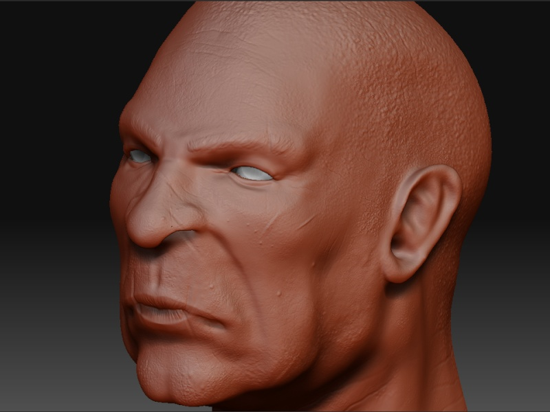 Toujours plus loin avex zbrush - Page 2 Zoom_v11