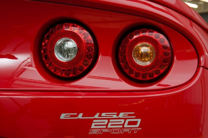 LOTUS ELISE 2016 SPORT E SPORT 220  Lotus_10