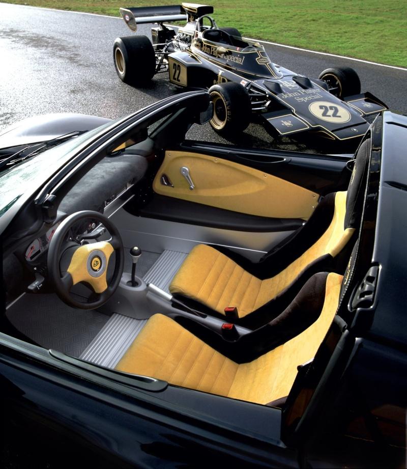 Lotus Elise su Automobilismo d'Epoca  Lotus_25