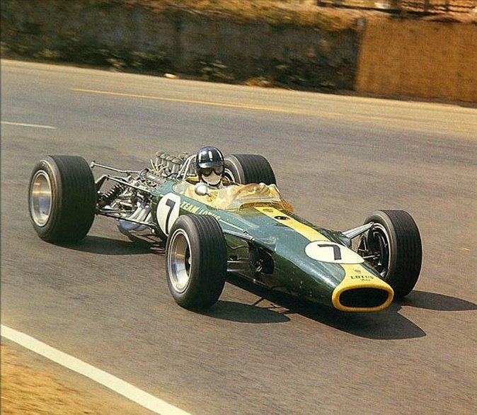 Come si guidava la Lotus 49 del 1967.... Lotus_27