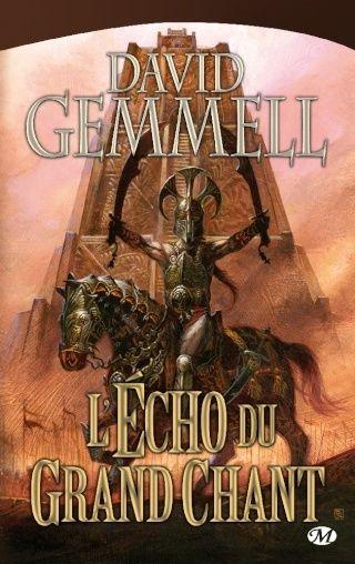 L'ECHO DU GRAND CHANT de David Gemmell 12-15-10