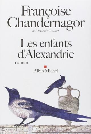 LA REINE OUBLIÉE (Tome 1) LES ENFANTS D'ALEXANDRIE de Françoise Chandernagor 710hnn10