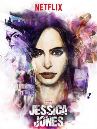 MARVEL'S JESSICA JONES Affich14