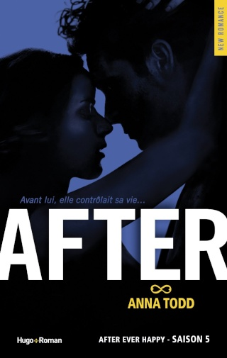 AFTER (Saison 5) AFTER EVER HAPPY de Anna Todd Couvaf14