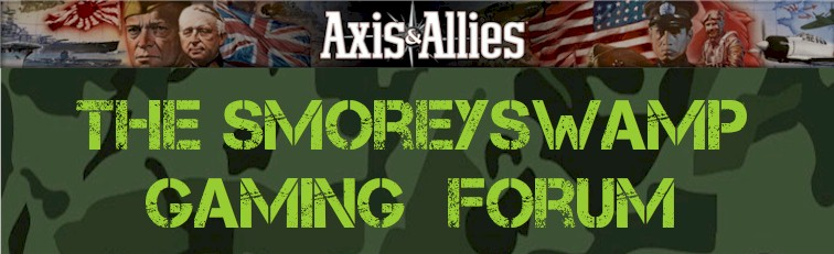 Axis & Allies SmoreySwamp Forum