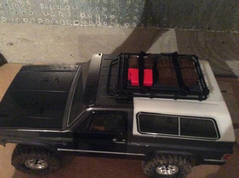 Projet : intérieur Bronco (et extérieur) Image312