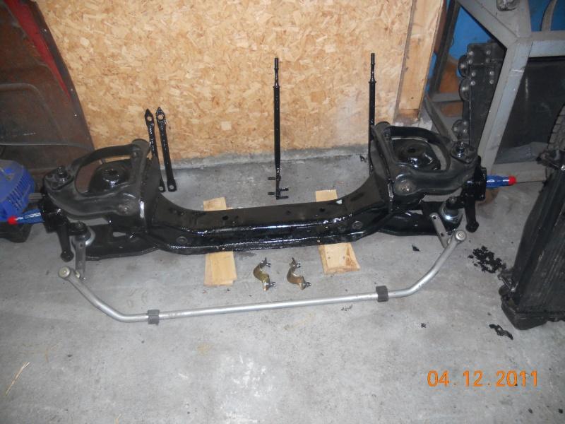 suspension mustang 11 Dscn0710
