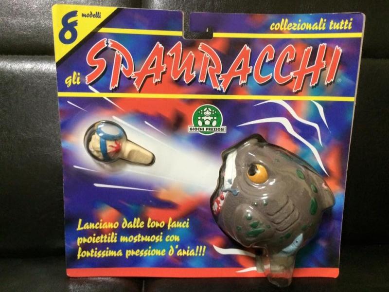 SPAURACCHI GIOCHI PREZIOSI ANNO 1992 SEALED 3 VERSIONI  12065612
