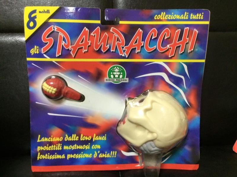 SPAURACCHI GIOCHI PREZIOSI ANNO 1992 SEALED 3 VERSIONI  12115710