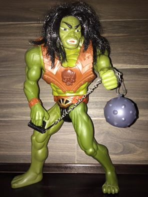 Masters Of The Universe Motu MEGATOR Eternia He man Skeletor 80 Vintage Toys 12278710