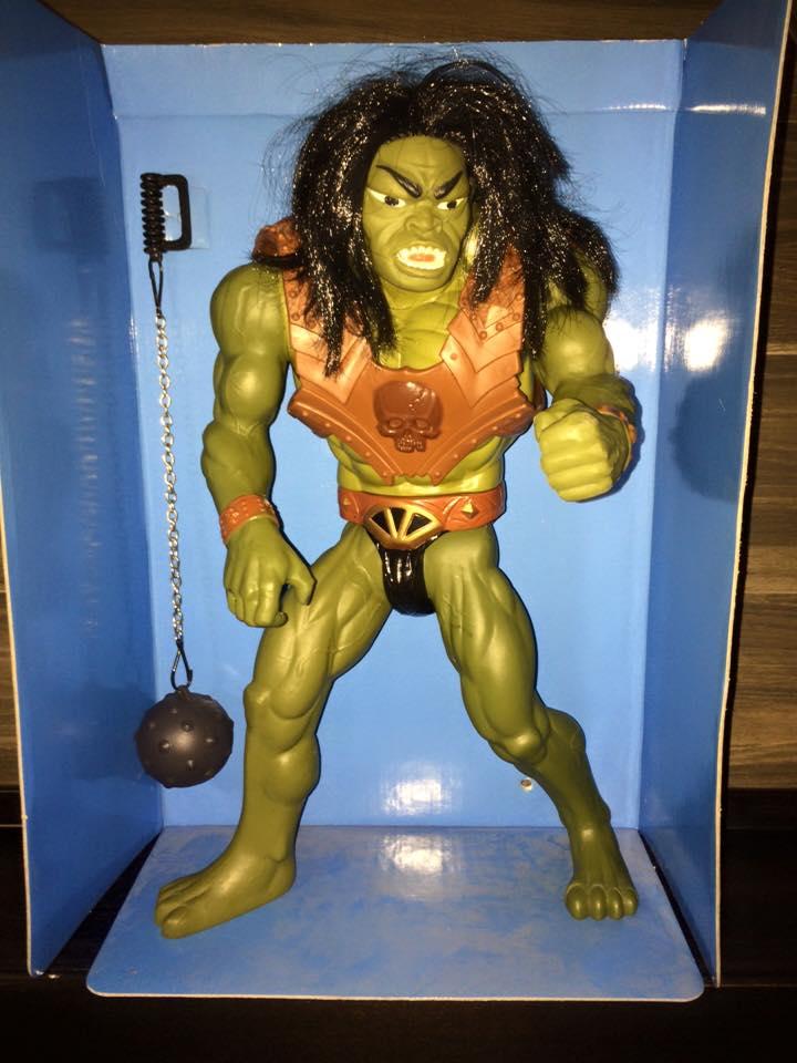 Masters Of The Universe Motu MEGATOR Eternia He man Skeletor 80 Vintage Toys 12295210