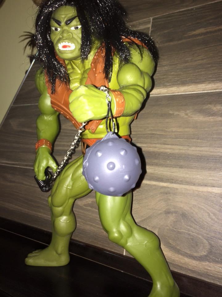 Masters Of The Universe Motu MEGATOR Eternia He man Skeletor 80 Vintage Toys 12316110