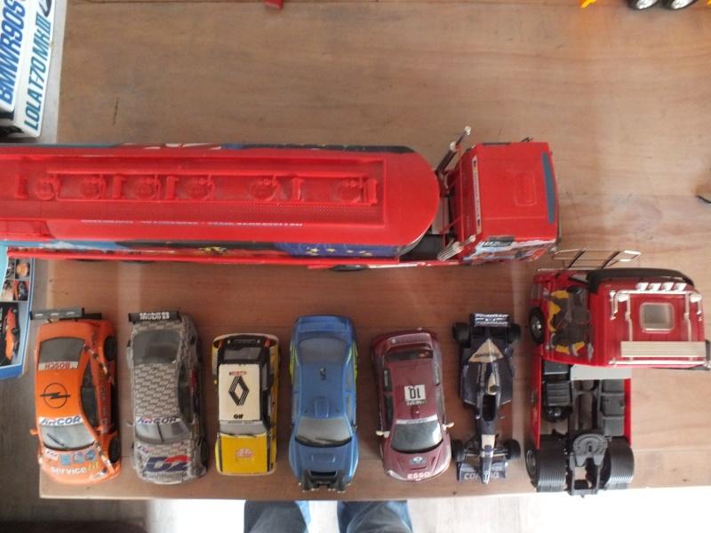Vends Quelques kits montés non US (2 trucks et 5 voitures) Trucks13