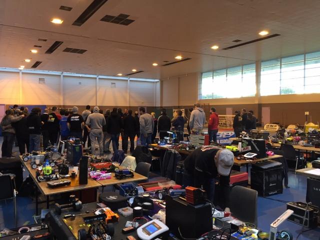 Reportage Course Indoor de Lunel 13 Decembre 2015! Lunel_13