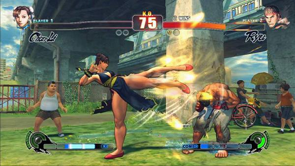 Street Fighter IV Sfiv1110