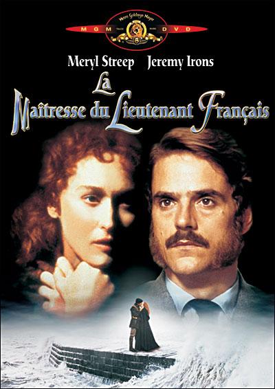"""Suivez Alice sur les traces de """"The French Lieutenant's Woman """"! Affich10"""