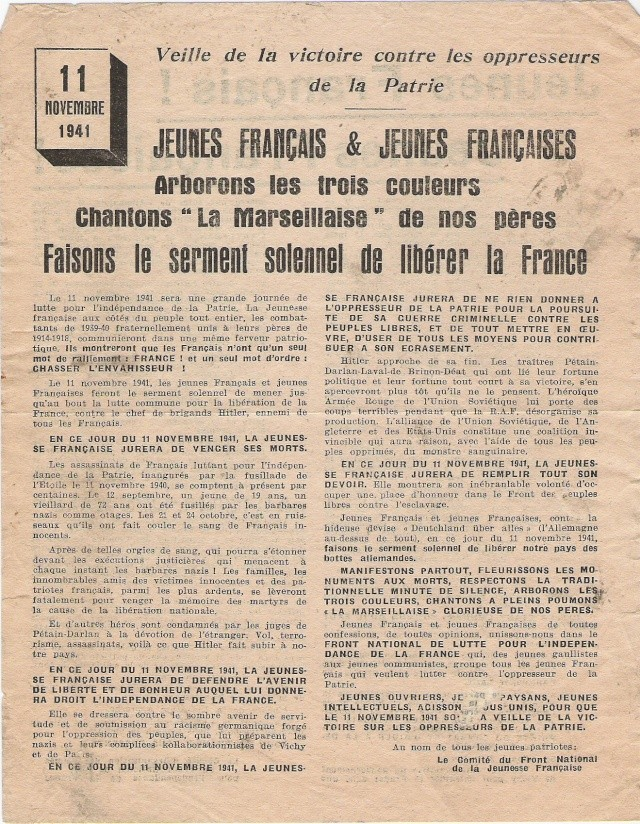 11 novembre 1940 11-11-10