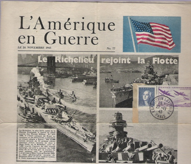 JOURNAL L'AMERIQUE EN GUERRE Le_ric11