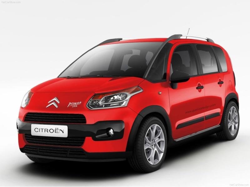 [SUJET OFFICIEL][MERCOSUR] Citroën Aircross & C3 Picasso - Page 2 C3-4-110