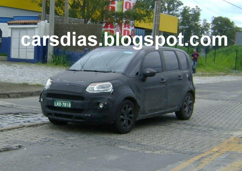 [SUJET OFFICIEL][MERCOSUR] Citroën Aircross & C3 Picasso - Page 2 Dsc01910