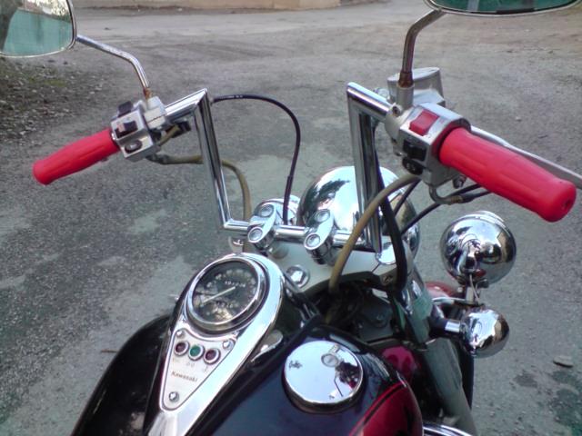 800 VN - la moto de notre ami Poulpe ! Montag11