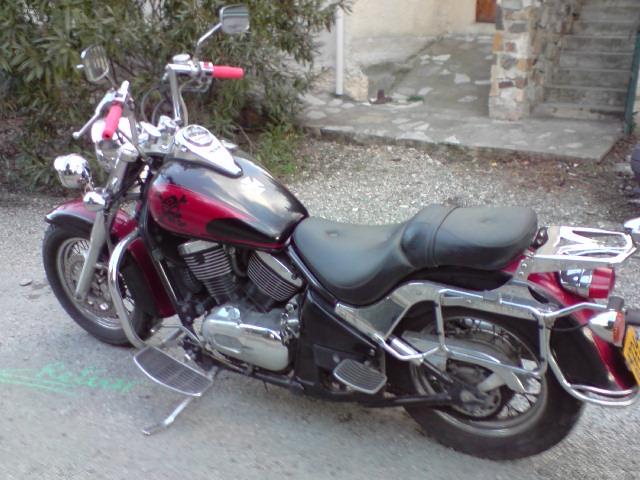 800 VN - la moto de notre ami Poulpe ! Montag12