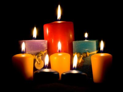 Signification des bougies 85912611