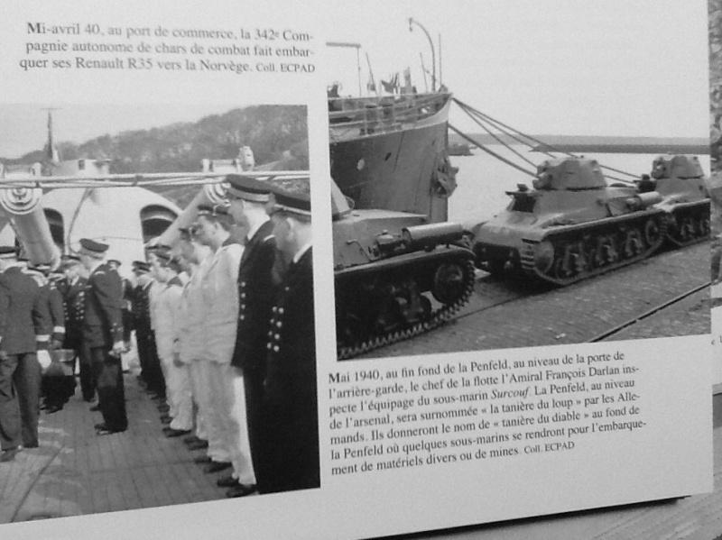 Défenses de la ville de Brest - Juin 1940 Mai_4010