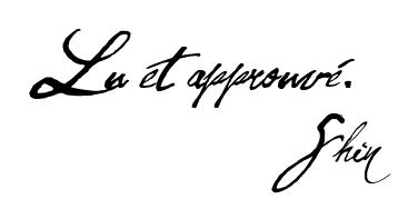 Signature du réglement Lu_et_10