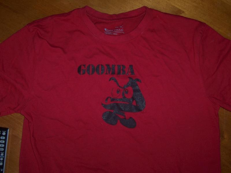 My shirts! 100_2510
