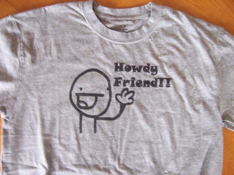 My shirts! 100_2511