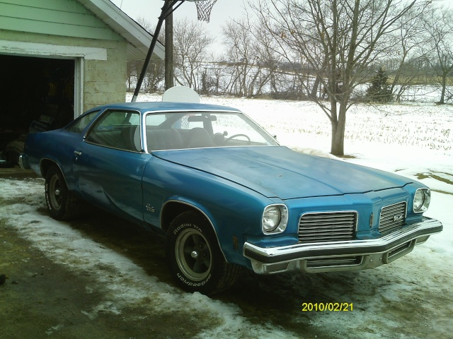 newest pics of 1974 olds cutlass 442 Chris_10