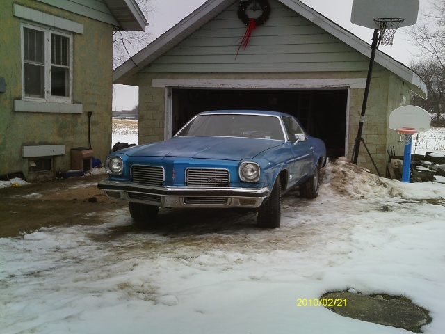 newest pics of 1974 olds cutlass 442 Chris_11