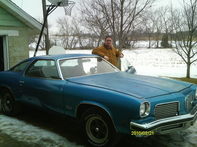 newest pics of 1974 olds cutlass 442 Chris_13