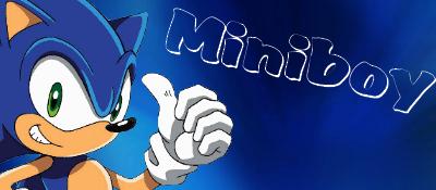 La galerie de Miniboy. Sonic10