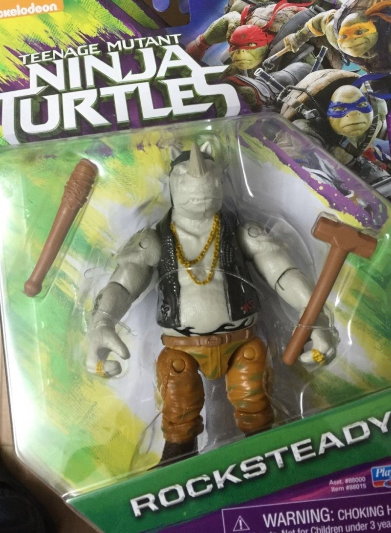 TEENAGE MUTANT NINJA TURTLES MOVIE (Playmates) 2014 1110
