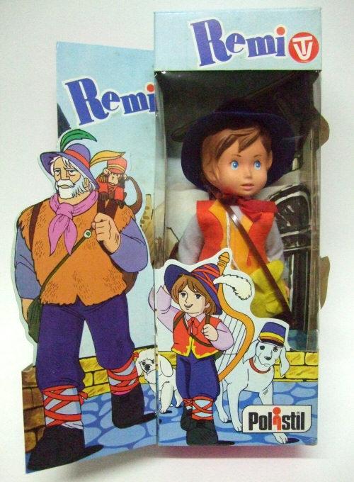 Rémi sans famille (Polistil) 1979 Remi_013